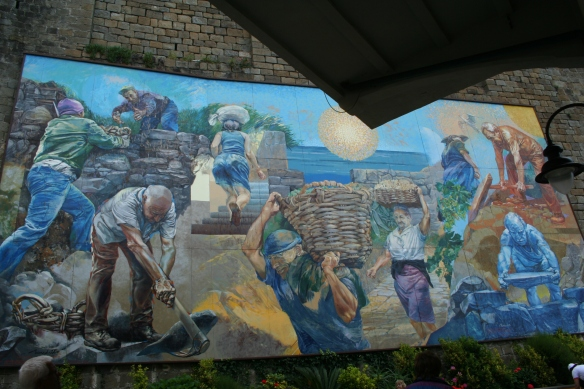 Murals of the Cinque Terre